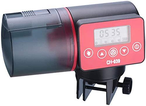 KTDT Alimentador automático de Peces - Alimentador automát