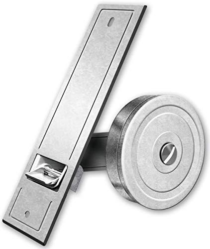 Schellenberg Gurtwickler Unterputz - 50201 Maxi für Gurt für Rollladen, Breite: 23 mm, Höhe von Löchern, 16 cm