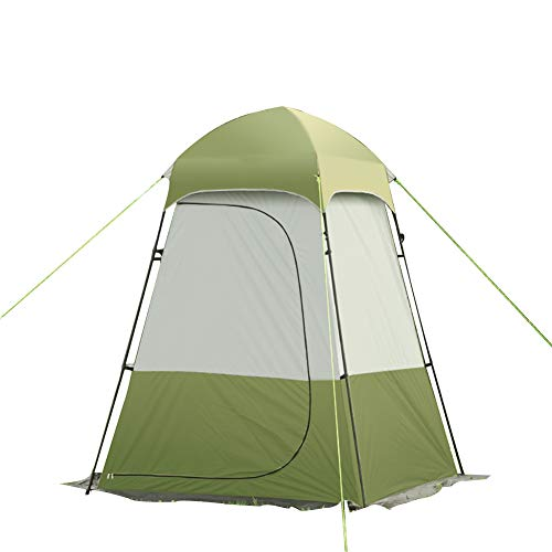 Shower Tents For Camping Shower Tent (tent Roof Maximum Load-bearing 20kg) With Storage Bag For Beach Camp Camping Privacy Tent 62.9x62.9x94.4in