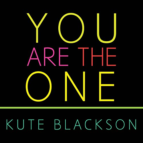 You Are the One audiobook cover art