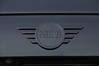 BMW MINI純正部品 ニューデザイン MINI ロゴ ピアノブラック エンブレム フロント リア セット F56 F55 F57