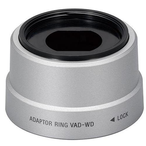 Sony VAD-WD Vorsatzadapter auf 37mm Filtergewinde für Cyber-Shot W200