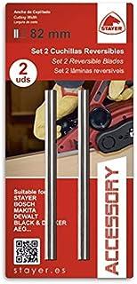 Stayer – bladlängd 280 mm PH82/set med långa knivar/sjeux av couperets bladlängd 280 mm PH82/set med långa knivar/sjeux de...