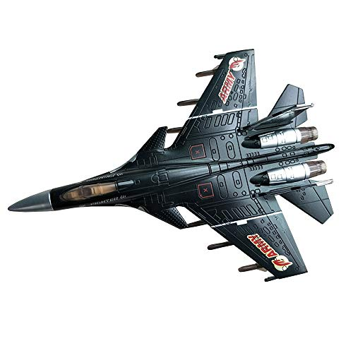 HSOMiD Army Air Force Fighter Jet Toy Military Airplane - Fun Lights...