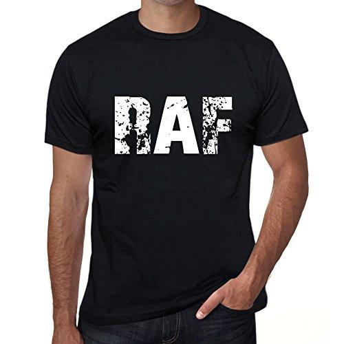 RAF Herren T-Shirt Schwarz Geburtstag Geschenk