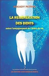 La régénération des dents selon l'enseignement de l'Arbre de vie d'Arkady Petrov