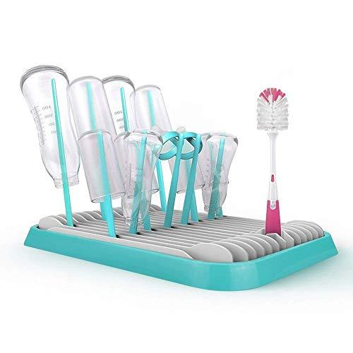 Rastrelliere asciuga biberon,Stendibiancheria per tazze Sippy da bambino, accessori per capezzoli