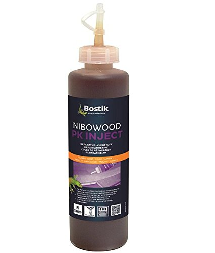 Bostik Nibowood PK Inject PU Reparatur Klebstoff 250g Flasche