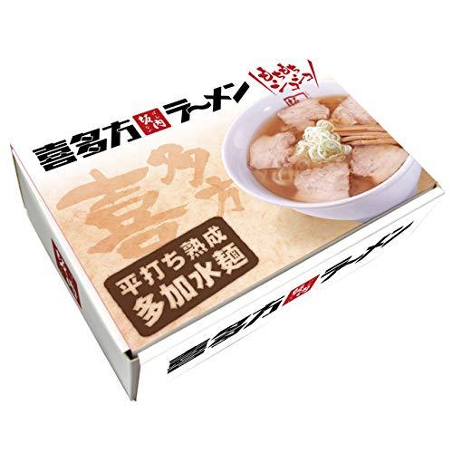 喜多方ラーメン坂内 生ラーメン 4食スライスセット(スライス焼豚とメンマ付き)生麺 チャーシュー