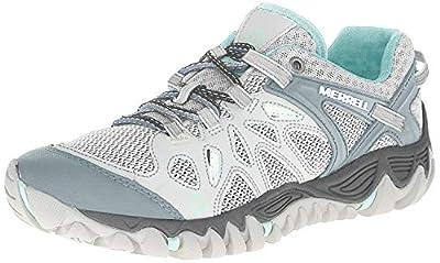 Merrell Women's All Out Blaze Aero Sport Sandal, Vapor, 6.5 Medium US