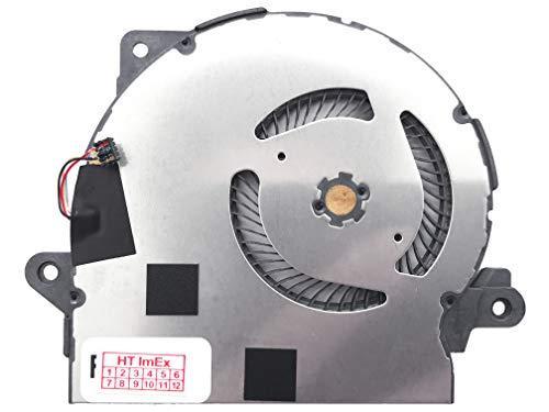 Lüfter Kühler Fan Cooler kompatibel für Asus ZenBook 3 UX390UA-GS031T, ZenBook 3 UX390UA-GS046T, ZenBook 3 UX390UA-GS041T, ZenBook 3 UX390UA-GS063T