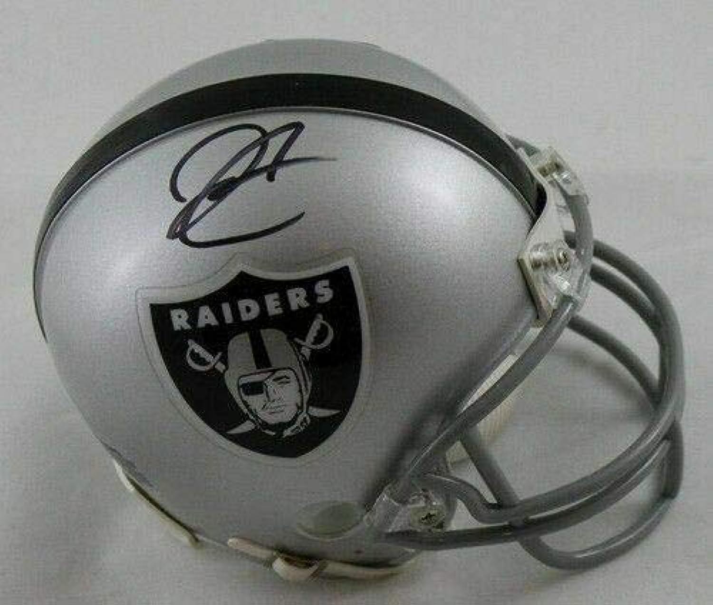 87cd98a3 Signed Derek Mini Helmet 21158 Bas Beckett Authentication NFL Mini ...