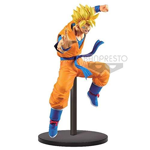 Banpresto-BP81805 Dragon Ball Legends, Figura de Acción, Son Gohan, Multicolor (Bandai BP81805)