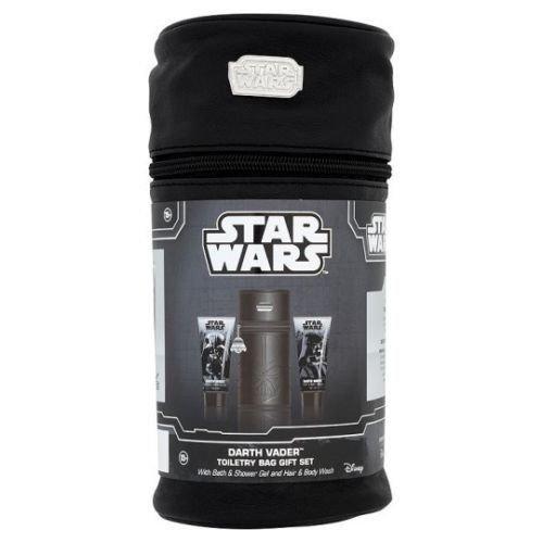 Star Wars Darth Vader Toilettenartikelbeutel Geschenk Set
