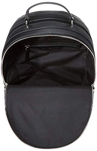 41rDC9nzvZL - Tommy Hilfiger - Staple Dome Backpack, Mochilas Mujer, Negro (Black), 1x1x1 cm (W x H L)