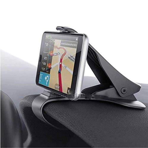King Shine Car Dashboard Phone Holder Mount Mobile Clip Stand for All Smartphones