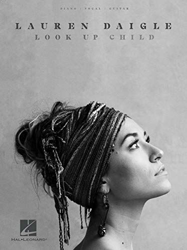 Lauren Daigle - Look Up Child Songbook (English Edition)
