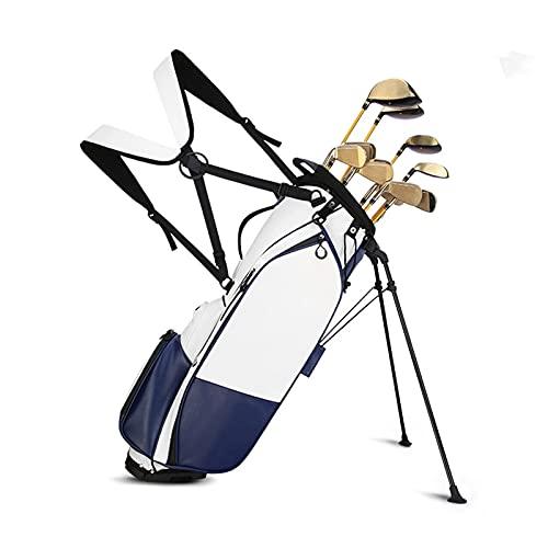 Retractable Air Golf Bag Women Men Waterproof Golf Bags Travel Aviation Consignment Bag, Portable Version of Large Capacity Golf Sport Bag