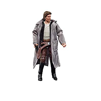 Star Wars The Vintage Collection Han Solo  Endor  Toy 3.75-Inch-Scale Return of The Jedi Figure Toys for Kids Ages 4 and Up