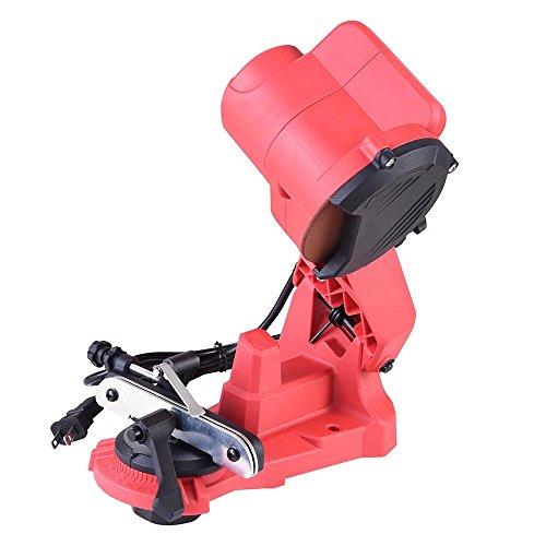 Yescom Electric Power Chain Saw Sharpener Chainsaw 5000 RPM 1/8