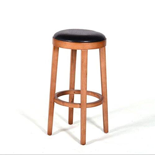 Tabouret en bois Tabourets de bar en bois massif/tabourets de bar, tabourets de bar