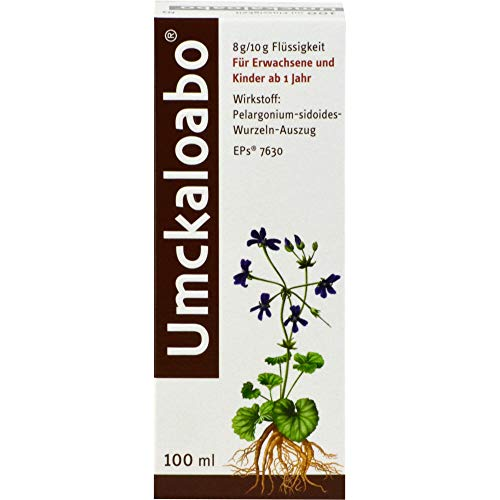 Umckaloabo, 100 ml