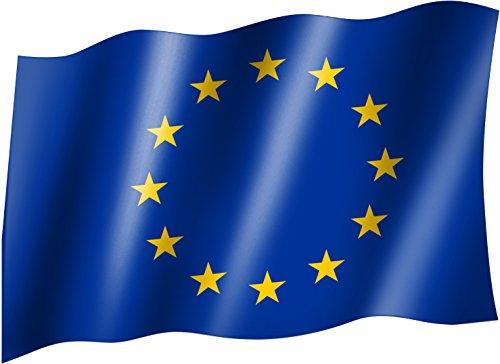 Bandera/bandera Europa Estado/País Bandera/bandera con ojales (150x 90cm, muy buena calidad