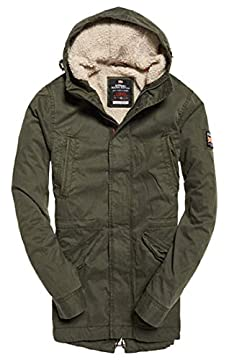 Superdry Parka New Military
