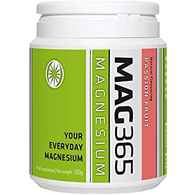 Mag365 300 g Passion Fruit Magnesium Supplement from ITL Health Limited