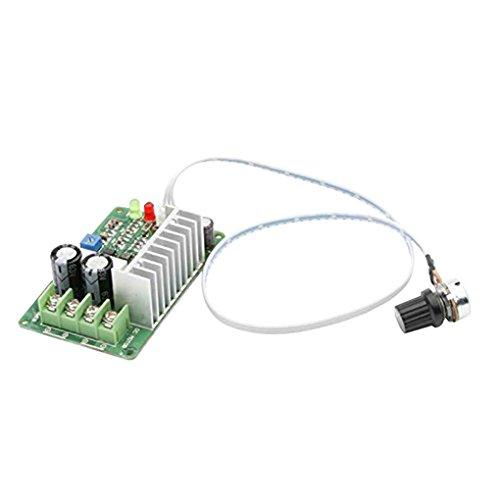 Vokmon Controlador de Velocidad de 12V 24V 36V 15A CCMCP Motor DC Interruptor de Control de regulador de Velocidad de Marcha atrás de Acceso Directo Proteja gobernador