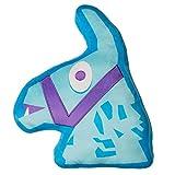 Character World - Cojín con Forma de Llama (Producto Oficial), diseño de luto, Color Azul
