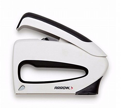 Arrow Fastener TT21 2 Pack TruTac Light Duty Forward Action Stapler, White