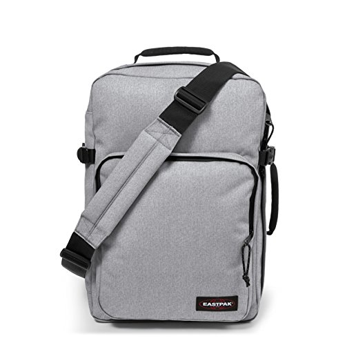 Eastpak Hatchet Bolso bandolera, 48 cm, 35 L, Gris (Sunday Grey)