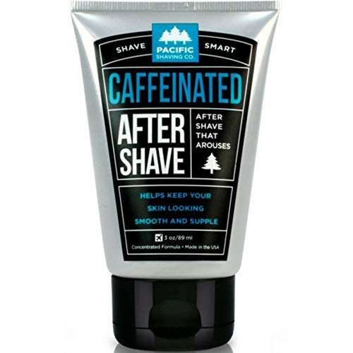 Pacific Shaving Company Caffeinated Aftershave, 1 Pack