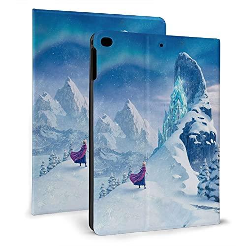 Funda para iPad Air 1/2, Fro-Zen El-Sa Funda protectora de cuero, Tablet Ipad 2017/2018 Carcasas 9.7 pulgadas