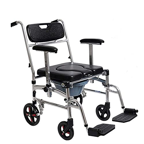 Silla de Ruedas elevando los descansos de Las piernas, el Brazo de la Longitud del Escritorio, el Anciano Inteligente Compacto automático portátil de la Scooter Livi 🔥