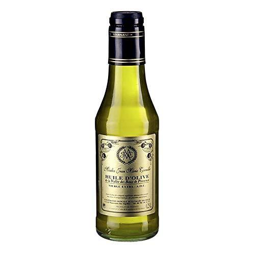 Olivenöl Vierge AOC, Fruité Noir, mild-süßlich, Baux de Provence, Cornille, 250 ml