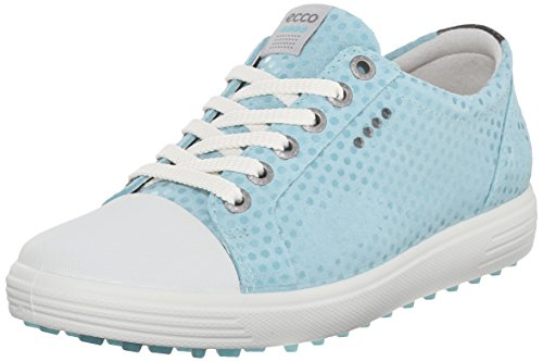 Ecco Damen WOMENS GOLF CASUAL HYBRID Golfschuhe, Blau (AQUATIC 5241), 40 EU