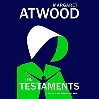 The Testaments audiobook cover art
