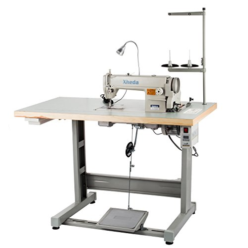 7. VEVOR 8700FRJTZZH000001V1 500 Stiches Industrial Sewing Machine