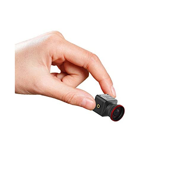 EVERSECU Mini HD 1080P Wireless Small Camera,Home WiFi Remote Security Cameras,Smart...