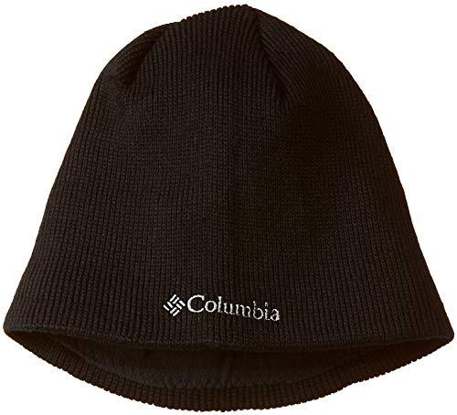 Columbia Bugaboo Beanie Gorro, Unisex, Negro, Talla única
