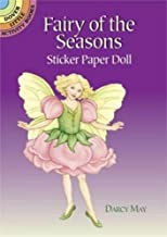 Fairy of the Seasons (Sticker Paper Doll)