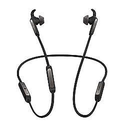 Appels et son d'une clarté cristalline : Technologie avancée à 2 microphones pour des performances d'appel sans fil supérieures et suppression du bruit - Votre voix est entendue clairement Longue autonomie : Avec une autonomie de 8 heures, les écoute...