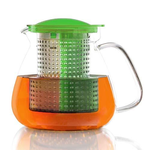 Finum Tea Control 1.0 l theepot met Brew Control-mechanisme
