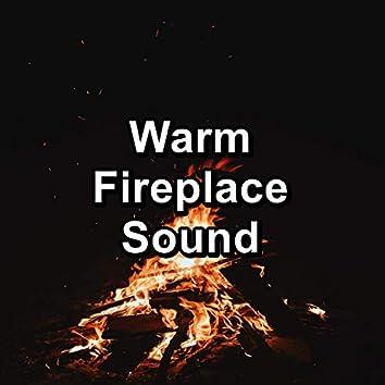 Warm Fireplace Sound