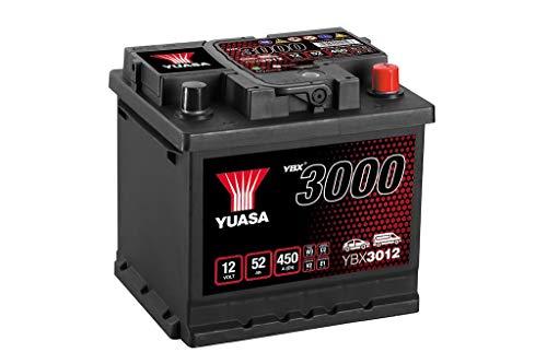 YUASA - BATTERIE YUASA YBX3012 12V 52AH 450A