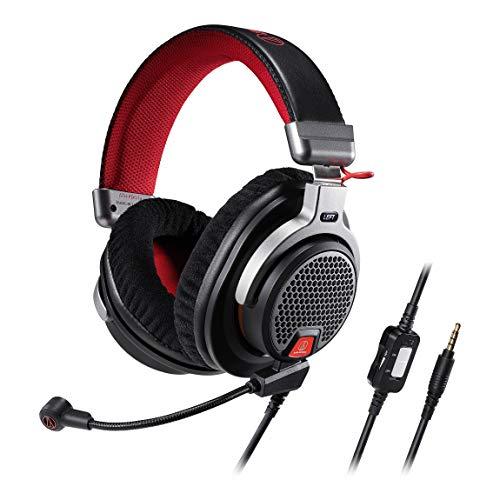 ゲーミングヘッドセットaudio-technicaオーディオテクニカATH-PDG1a高音質オープンエアー型PC/PS4/XboxOne