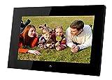 "Sungale 14"" Digital Photo Frame, Hi-Resolution, Transitional Effects, slideshow, Interval time Adjust - Large Screen Photo Frame"
