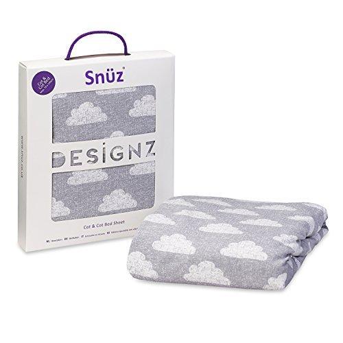 Sn/üz SW006CH SnuzPouch 6-18m Sleeping Bag 1.0 Tog Cloud 380 g mehrfarbig
